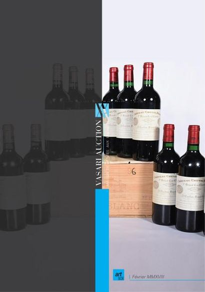 VINS FINS & SPIRITIUEUX II - Expert : J.C. Lucquiaud VASARI AUCTION, ENCHERES ONLINE