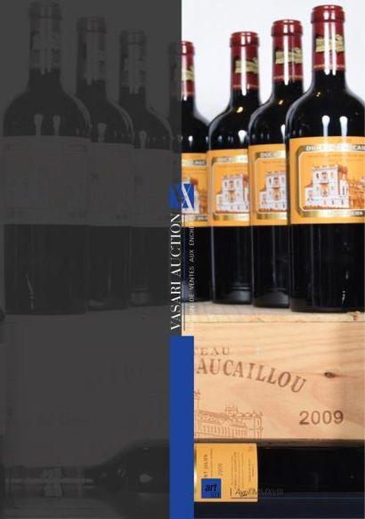 VINS FINS & SPIRITUEUX - Expert : J.C. Lucquiaud VASARI AUCTION, ENCHERES ONLINE