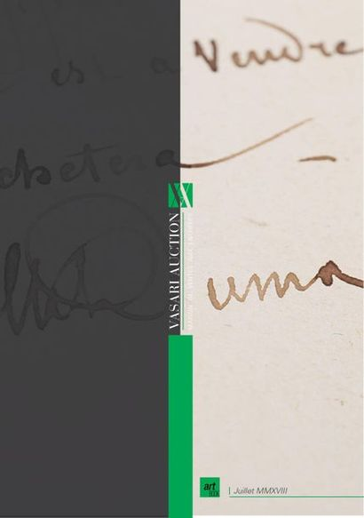 PASSION DES LIVRES IX - Vasari Auction - Enchères online - Collection sur la Montagne - Lettres, Ingéniérie, mécanique, Illustrés, Sciences, Médecine, Littérature, Botanique