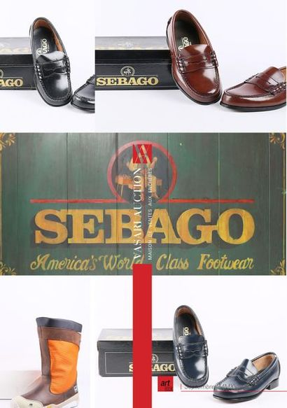 SEBAGO - Chaussures Homme (grande taille), Junior et Femme - Vasari Aution - Enchères Online