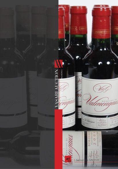 Vins Fins & Spiritueux (TVA récupérable) - Vasari Auction - Enchères Online - Expert : J.C. Lucquiaud
