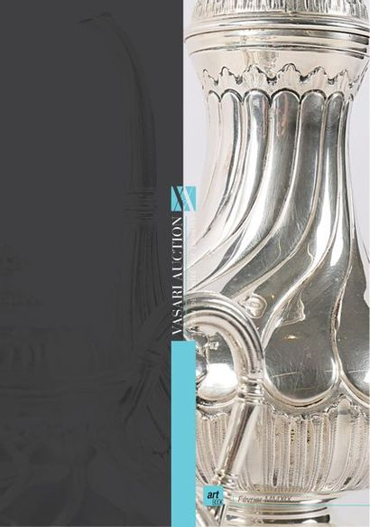 Un dîner de Saint Valentin by Vasari Auction - Vins, Champagne et Spiritueux - Argenterie - Cristallerie - Arts de la table - Bijoux