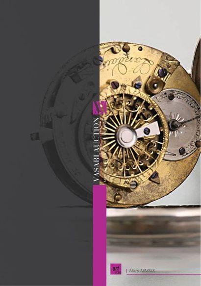 Remettre les pendules à l'heure by Vasari Auction - Pendules et montres de gousset provenant d'une collection particulière et à divers