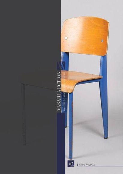 Art & Décoration XXXI - Jean PROUVE - Design - Art Deco - Tableaux - Meubles et Objets d'art - Tapis