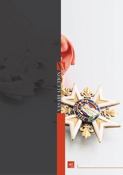 Médailles, Ordres et décorations militaires et civils - Vasari auction - Enchères Online