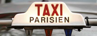VENTE LICENCES PARISIENNES TAXI