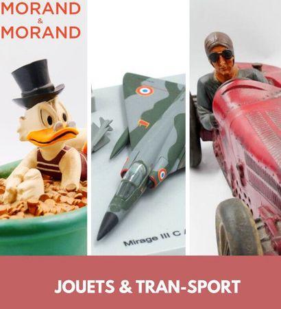 JOUETS & TRAN-SPORT