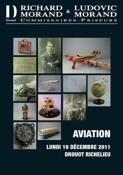 AVIATION - AUTOGRAPHES - AIR FRANCE