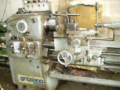 Vente sur place - Atelier de mécanique de précision