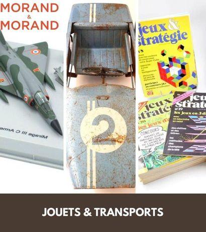 JOUETS & TRANSPORTS