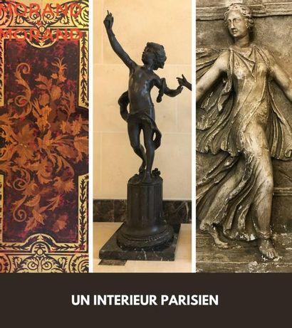 UN INTERIEUR PARISIEN DECO