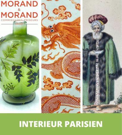 UN INTERIEUR PARISIEN CLASSIQUE - SUCCESSION DE M. Roger TREZEL