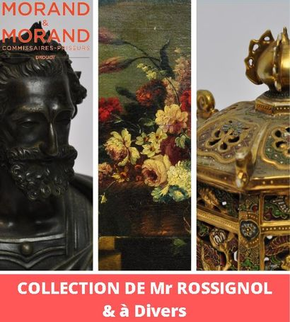 COLLECTION OF MR ROSSIGNOL. and others