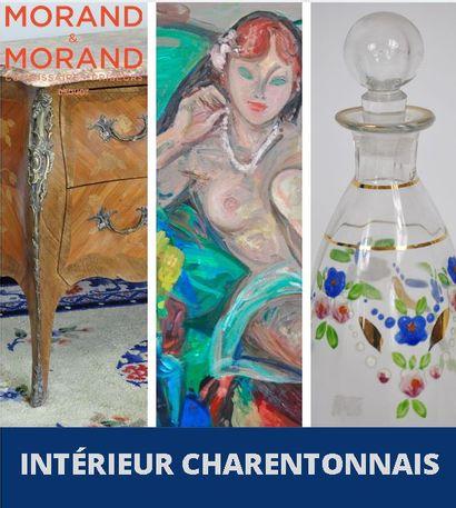 INTERIEUR CLASSIQUE CHARENTONNAIS