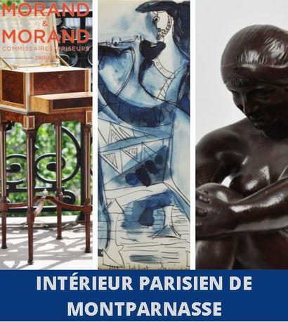 INTERIEUR PARISIEN DE MONTPARNASSE