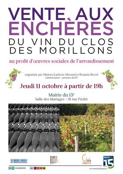 VIN du Clos des Morillons