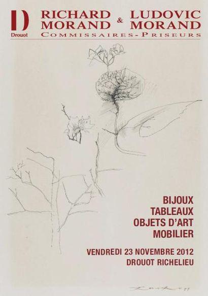 TABLEAUX - BIJOUX - OBJETS D'ART - MOBILIER