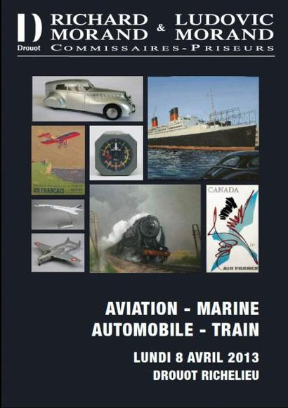 AVIATION - MARINE - TRAIN - AUTOMOBILE