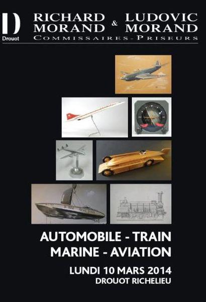 AVIATION  - AUTOMOBILE - MARINE - TRAIN
