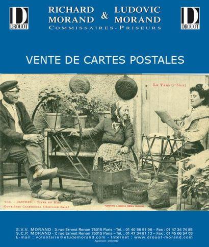 Cartes postales anciennes - Vente en Directe