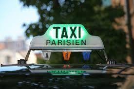 LICENCE DE TAXI PARIS