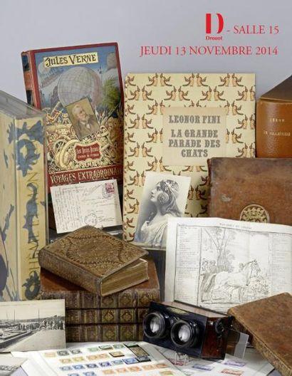 Livres Anciens & Modernes, Cartes Postales Anciennes & Philatélie