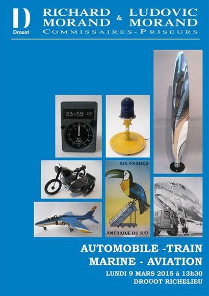 AUTOMOBILE - TRAIN - MARINE - AVIATION