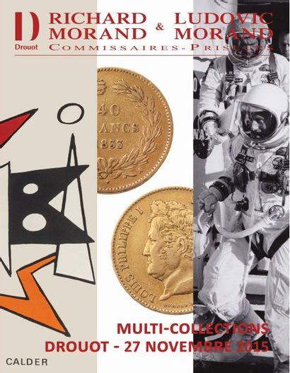 MULTI-COLLECTIONS : Numismatique, Philatélie, Livres illustrés, XVIII-XIX-XXème siècle, Plaques photographiques et Photographies