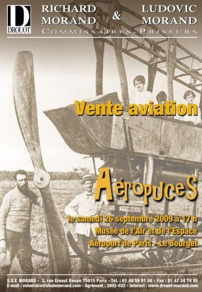 Aviation - Aeropuces - Musée de l'Air - Aéroport Le Bourget