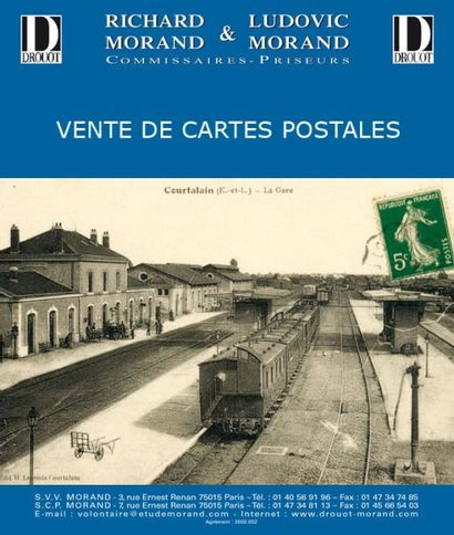 Cartes postales anciennes - en préparation