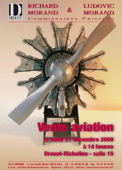 Vente aviation