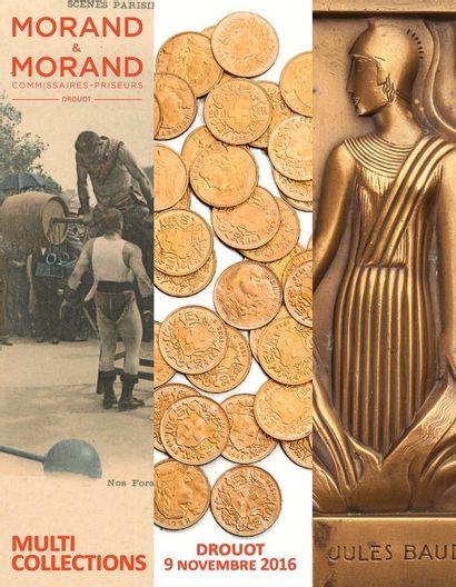 timbres-poste, monnaies, livres anciens et modernes, cartes postales, documents