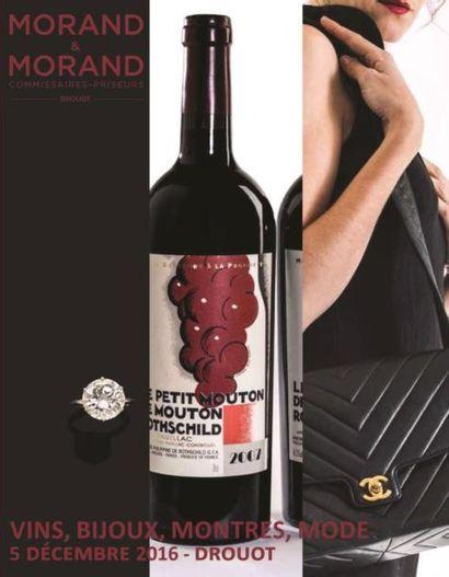 Vins, Bijoux, Montres, Mode