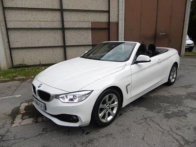 VENTE MORAND- VEHICULE BMW SERIE 4