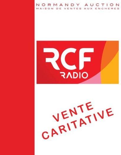 VENTE CARITATIVE RCF JANVIER 2021