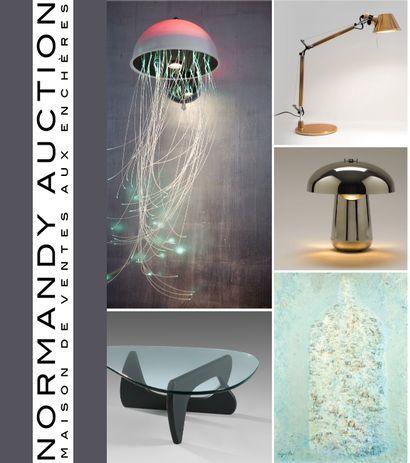 LIST SALE : Contemporary Lighting - 20th Century Art
