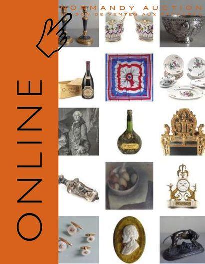 Vente ONLINE de NOEL : Bijoux - Mode - Argenterie - Arts de la table - Vins - Tableaux anciens et modernes - Sculptures - Art d'Afrique - Art d'Asie - Art Sacré - Jouets - Objets d'art