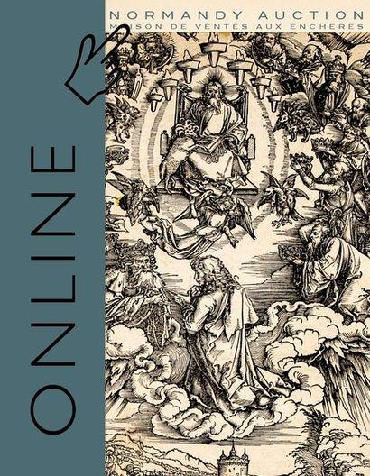 VENTE ONLINE : BEL ENSEMBLE DE GRAVURES ET ESTAMPES ANCIENNES - TABLEAUX ANCIENS ET MODERNES - BIJOUX - MODE – ARGENTERIE - ART DE LA TABLE - ART D'ASIE - SCULPTURES - MOBILIER & OBJETS D'ART