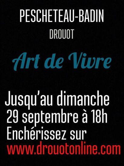 Vente ONLINE - ART DE VIVRE