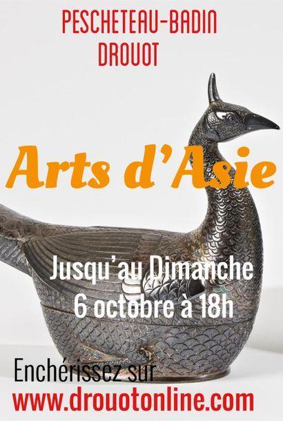 Vente ONLINE - ARTS D'ASIE