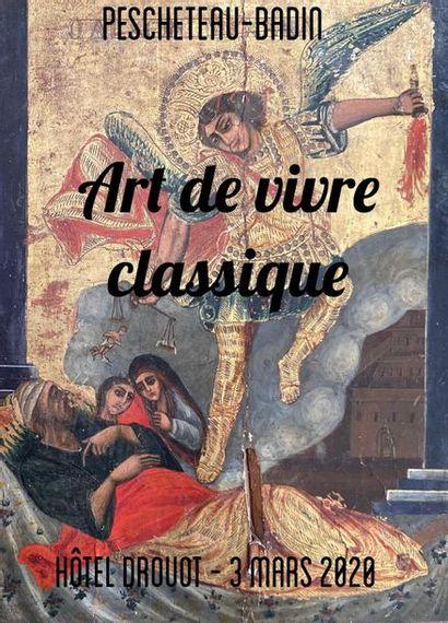 VENTE ART DE VIVRE CLASSIQUE