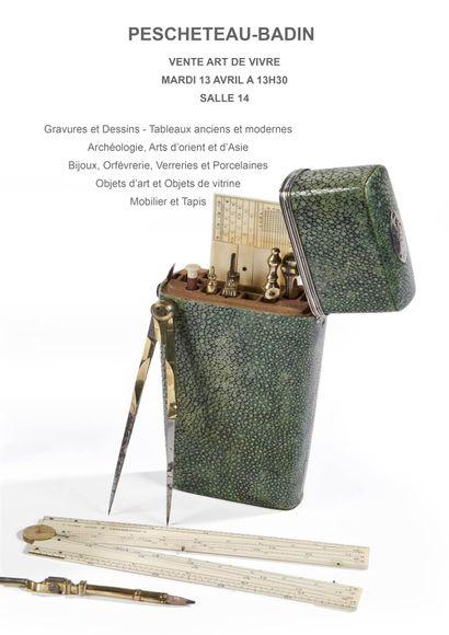 ART DE VIVRE CLASSIQUE - TABLEAUX, MOBILIER ET OBJETS D'ART