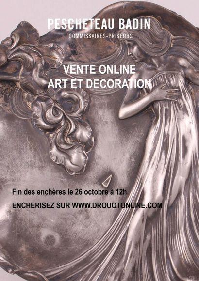VENTE ONLINE - ART ET DECORATION