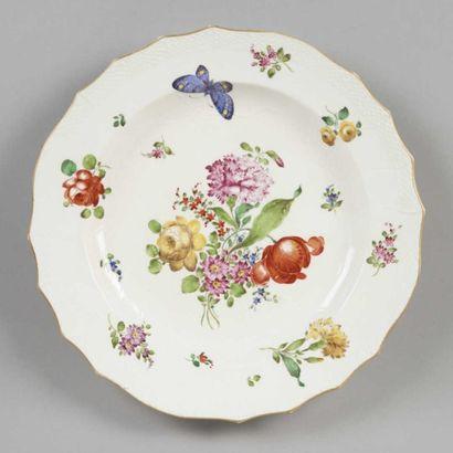 Porcelaines - Faïences du XVIe au XIXe siècles