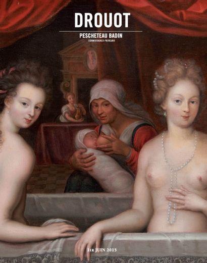 Objets d'Art et Mobilier des XVIIe, XVIIIe, XIXe siècles , Tableaux Modernes et Contemporains