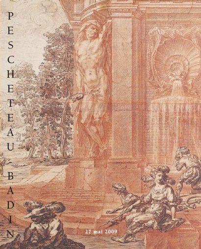 ANCIENNE COLLECTION DE MONSIEUR P. LEMESLE (1823-1912) Architecte Angevin des Monuments Historiques,