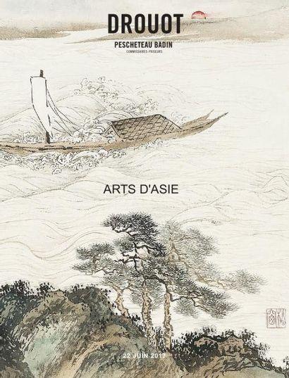 ARTS D'ASIE Vente à 11h et 13h30