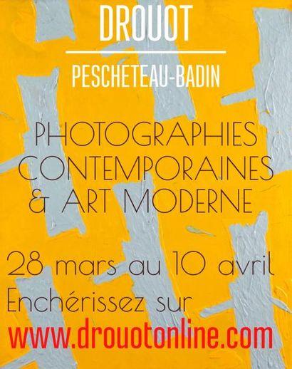 PHOTOGRAPHIES CONTEMPORAINES & ART MODERNE ONLINE
