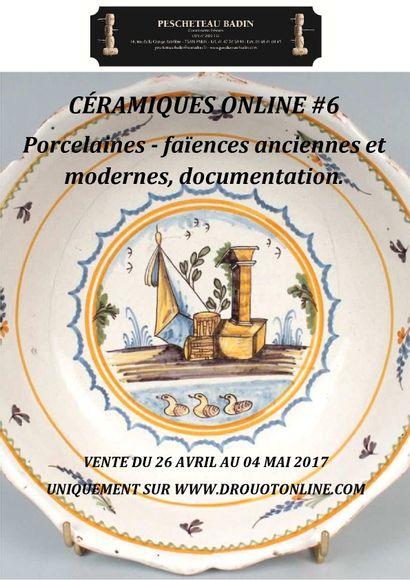 CERAMIQUES ONLINE # 6