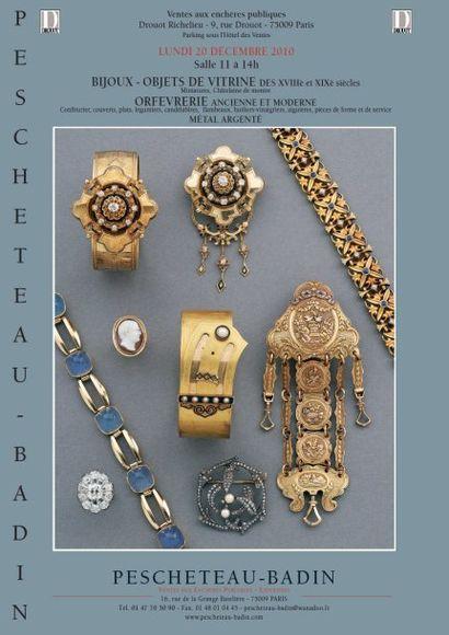 Orfèvrerie - Beaux bijoux... - vente live